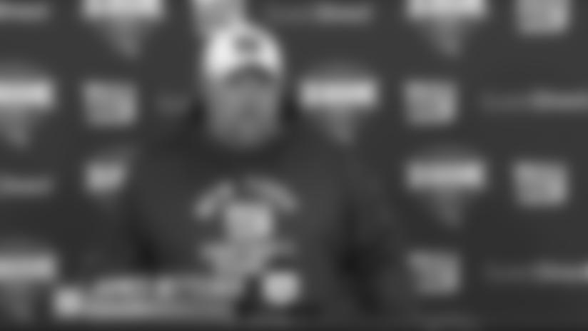 DC James Bettcher on defensive improvements