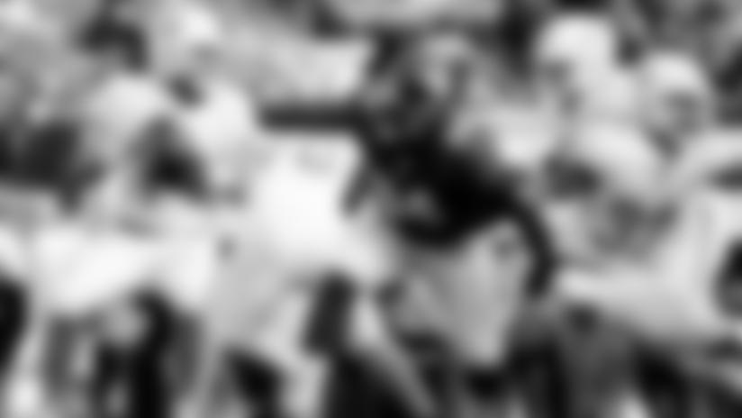 Dalvin Tomlinson drops Fitzpatrick for five-yard loss