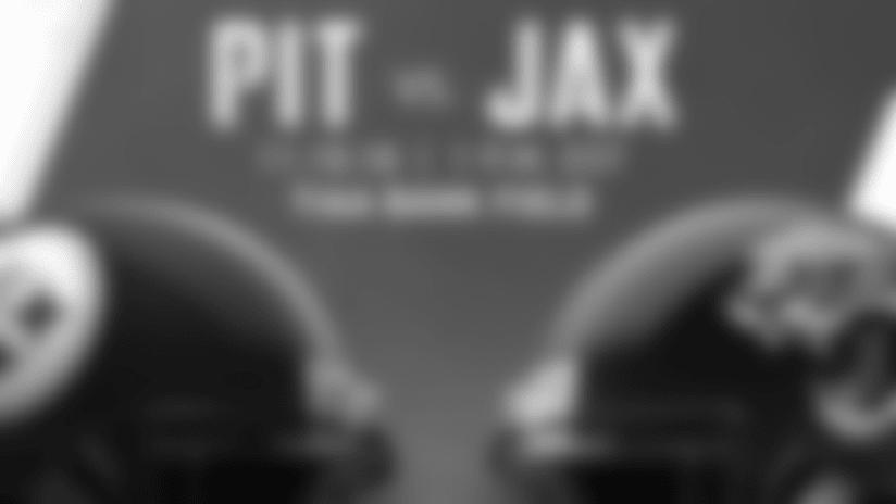 Pittsburgh vs. Jacksonville