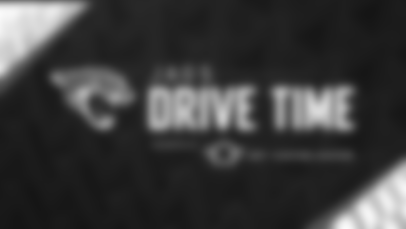 Jags Drive Time: Tuesday, May 5th