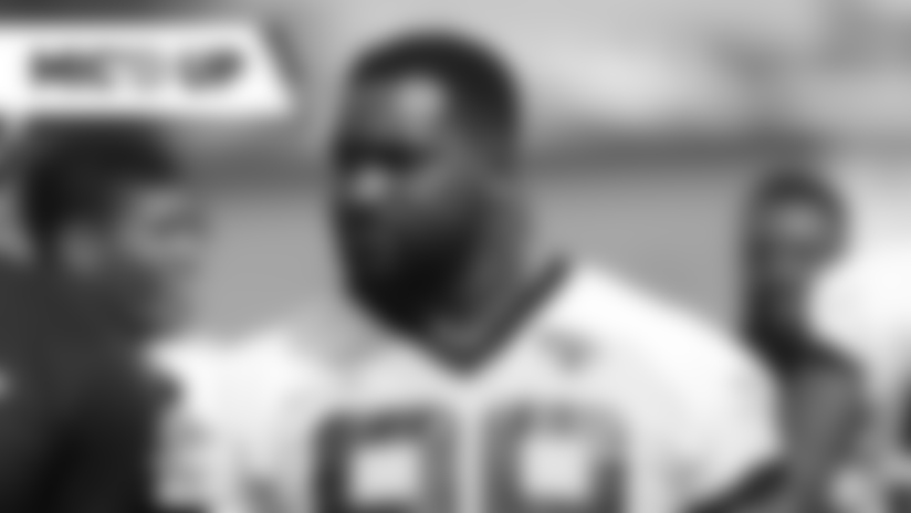Mic'd Up: Defensive tackle Marcell Dareus
