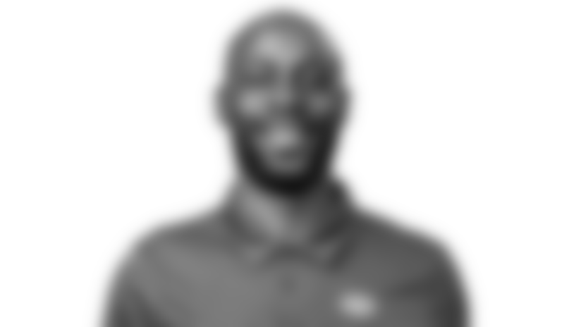 This is a photo of Robert Saleh of the San Francisco 49ers NFL football team. This image reflects the San Francisco 49ers active roster as of Monday, Aug. 17, 2020. (AP Photo)