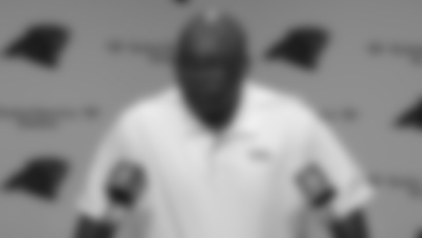 Perry Fewell talks about Will Grier, team injuries and approach to Colts game