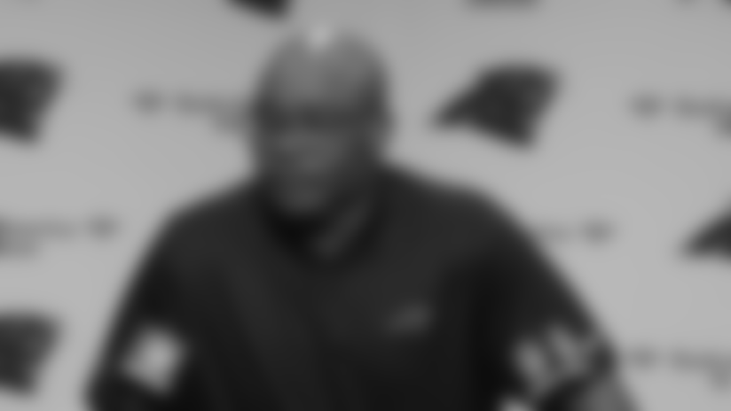 Perry Fewell talks about game day approach and routine