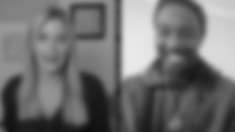 Kristen Balboni goes 1-on-1 with Stantley Thomas-Oliver III