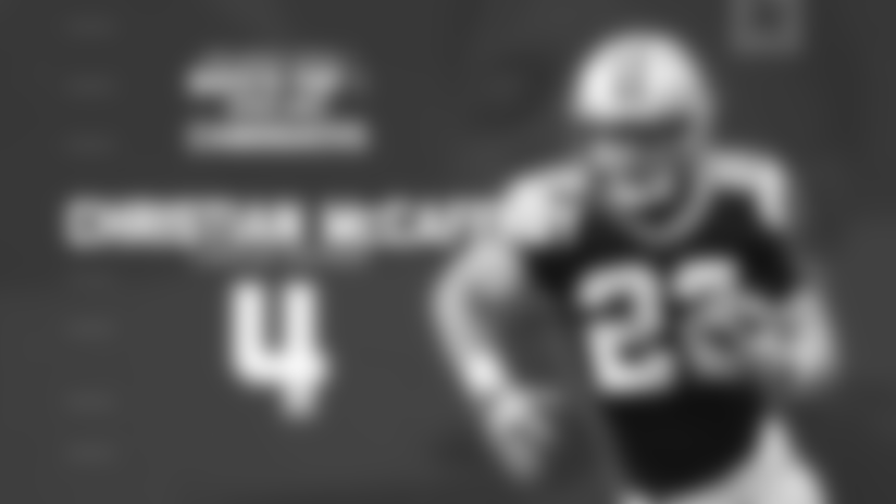 Christian McCaffrey a top-five MVP candidate for 2020