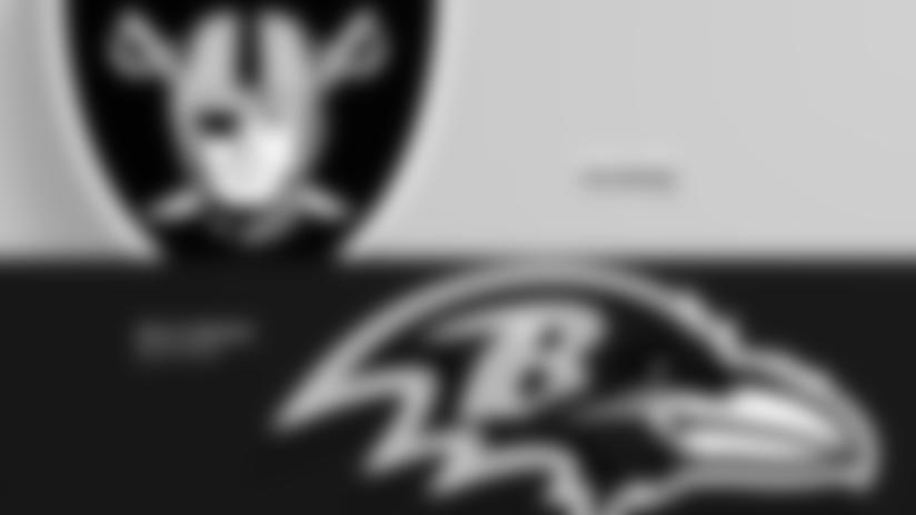 Highlights: Raiders at Ravens - Week 12