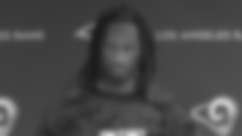 """Todd Gurley on staying positive and taking everything """"game by game"""""""