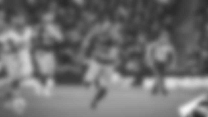 Rams ganan en Londres gracias a memorable juego de Cooper Kupp