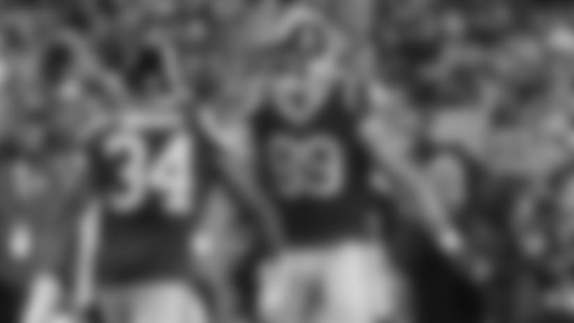 La narración de la semana: Malcolm Brown sella el triunfo contra los Bears