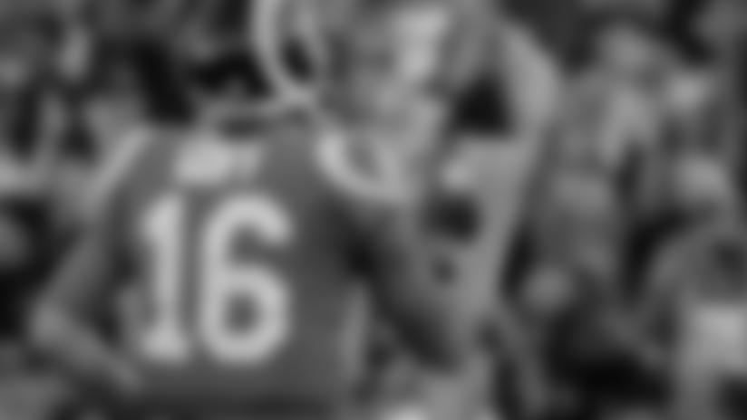 Top Coliseum Moments: No. 4 | Rams defeat Vikings on Thursday Night Football