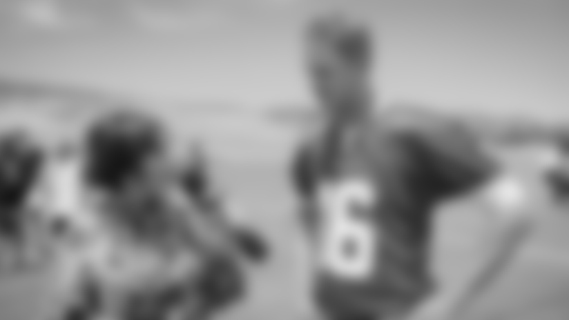 One-on-One: Jared Goff