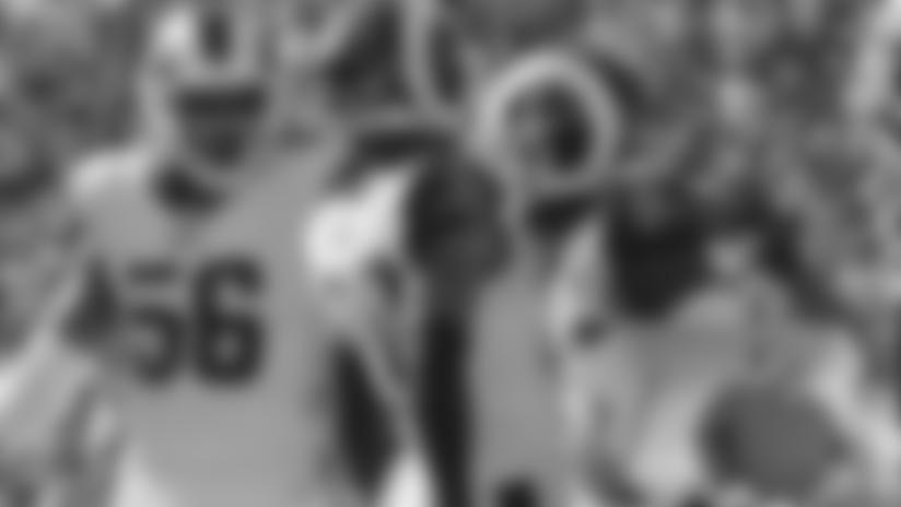 La narración de la semana: fumble, regreso y pase lateral de los Rams