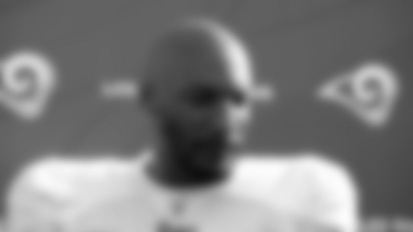 Talib on his standout plays, playing with Weddle + Matthews, and more