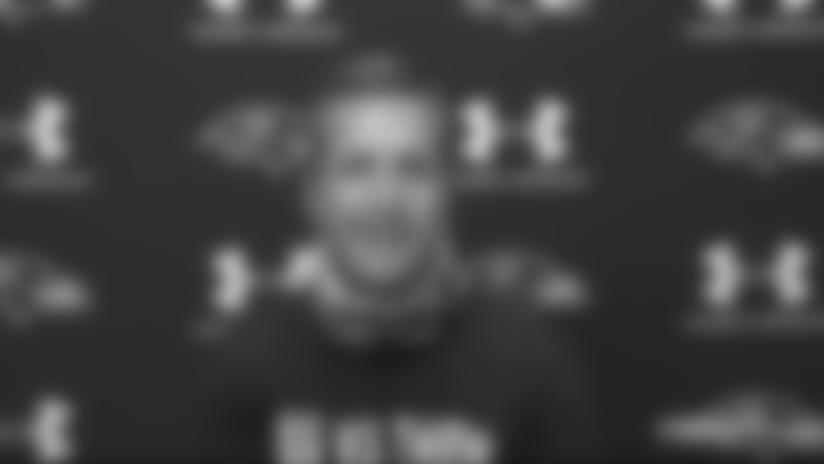 John Harbaugh Talks Covid Protocol, Player Quarantining