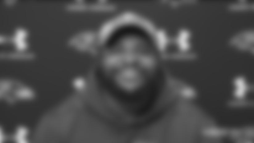Brandon Williams Loves Ravens' D-Line Additions