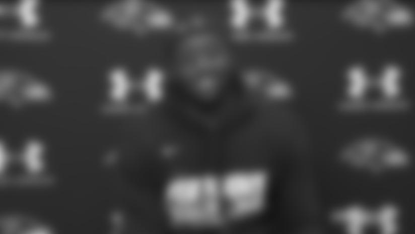 Tavon Young Talks Return From Neck Injury