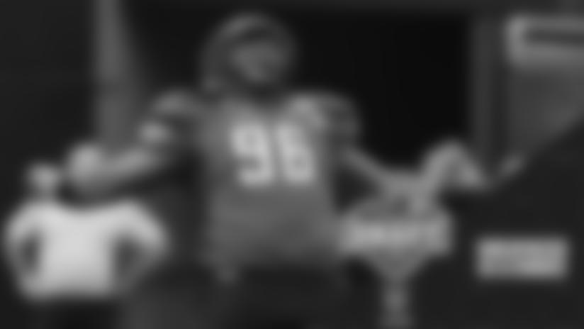 Ravens Select DT Broderick Washington Jr.