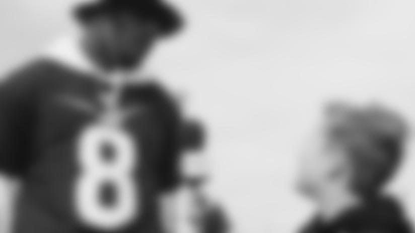 British Braydon Interviews Lamar Jackson