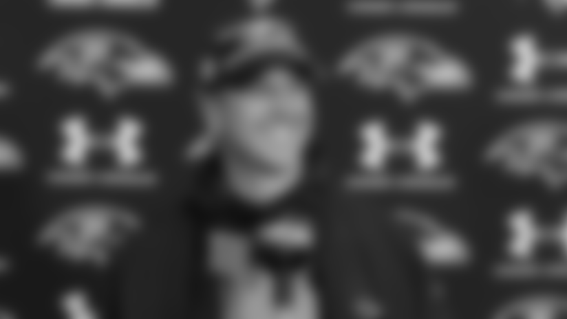 John Harbaugh: Lamar Jackson Ran Scout Team QB