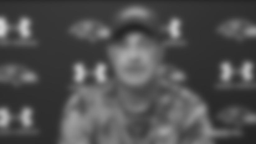 Joe Cullen Talks About Rookie D-Linemen