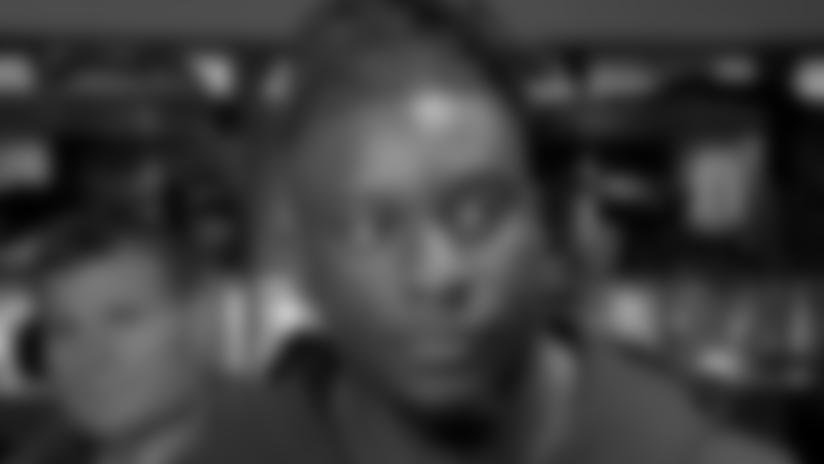 Patrick Onwuasor on Switching Linebacker Spots