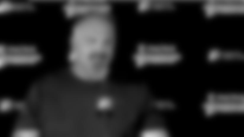 """Greg Manusky On Landon Collins: """"He Has Great Instincts"""""""