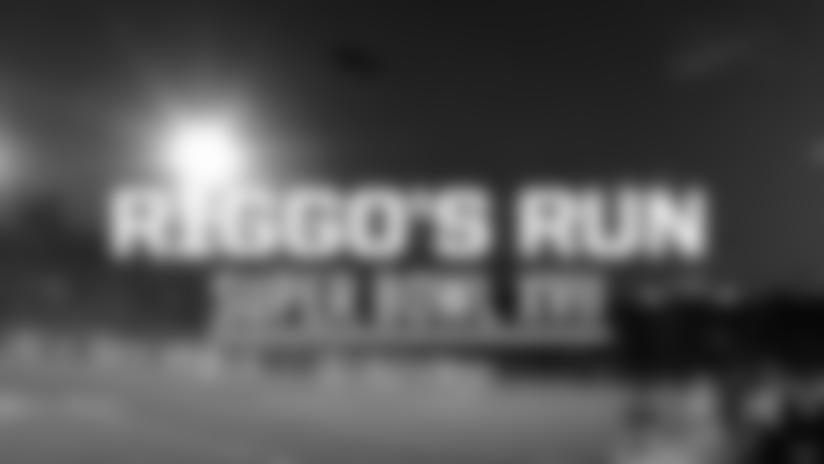 Riggo's Run in Super Bowl XVII