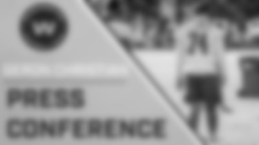 Press Conference: Geron Christian Sr. | August 25, 2020
