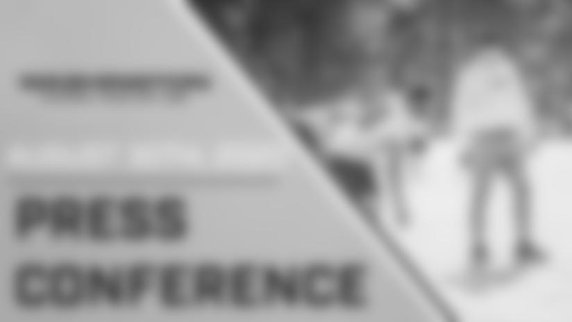 Press Conference: Head Coach Ron Rivera | August 30th, 2020