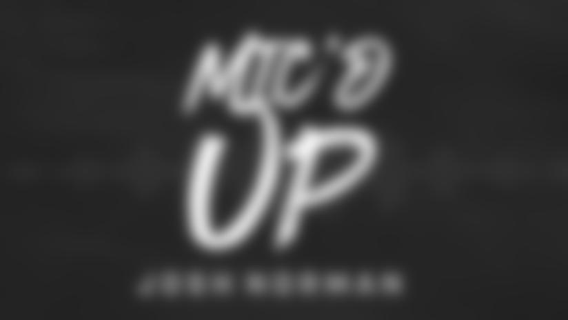 Mic'd Up: Josh Norman