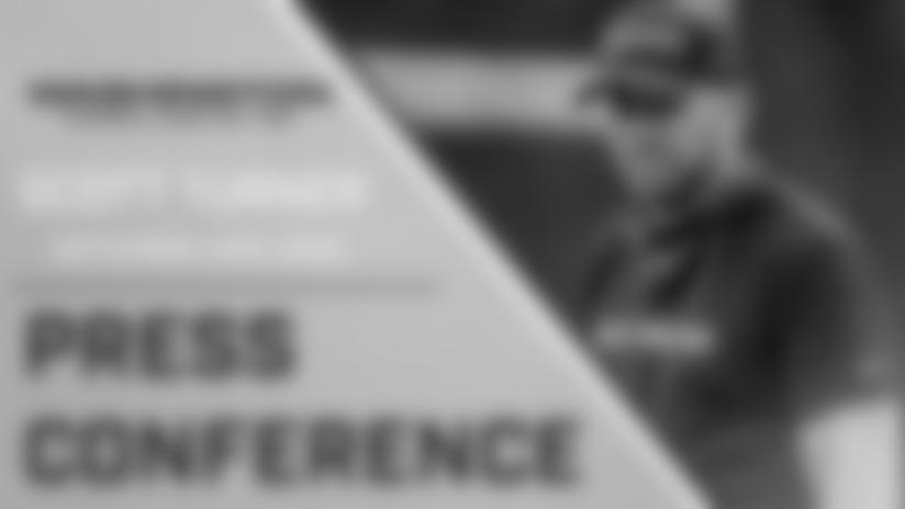 Press Conference: Offensive Coordinator Scott Turner   September 23, 2020