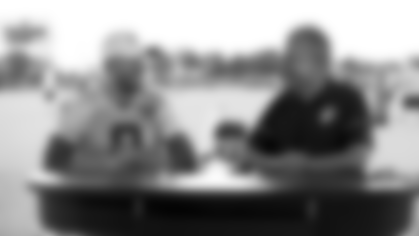 "Case Keenum on Greg Manusky's Defense: ""It's A Tough Defense"""