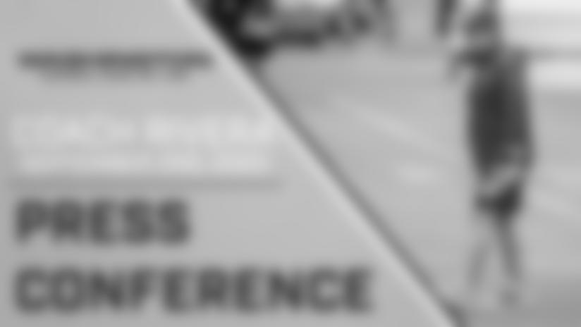 Press Conference: Head Coach Ron Rivera | September 2, 2020
