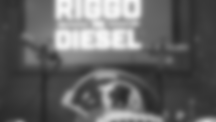 Riggo The Diesel: Behind The Scenes With Doug Williams