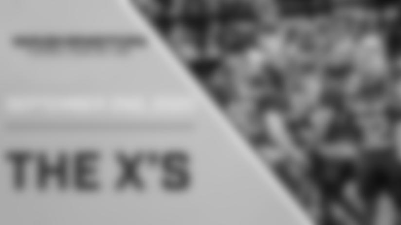 Washington Football Team's Superlatives | Washington Football Live The X's Presented By Pepsi