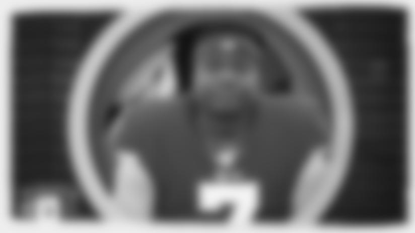 Meet The Redskins: Dwayne Haskins