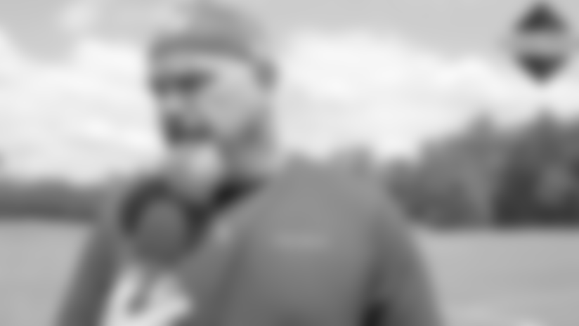 Greg Manusky's Philosophy On Building A Defense