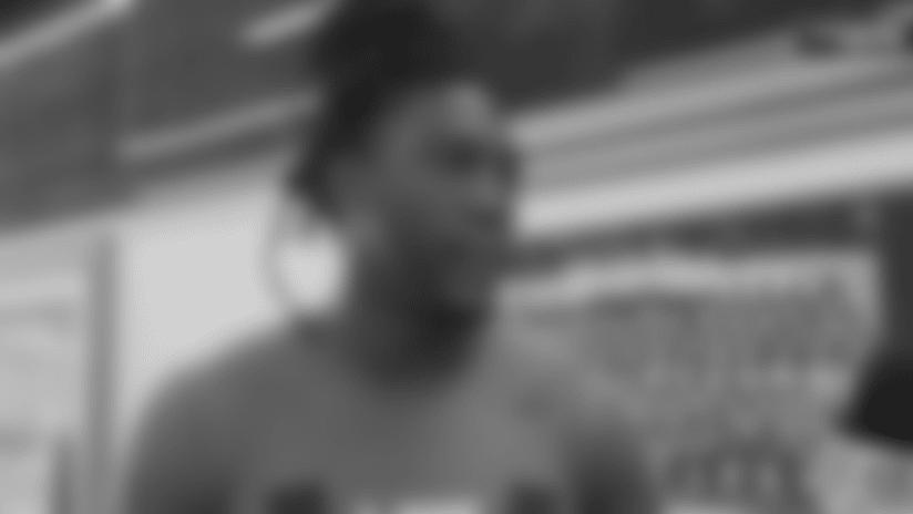 Redskins.com One-On-One: Adonis Alexander