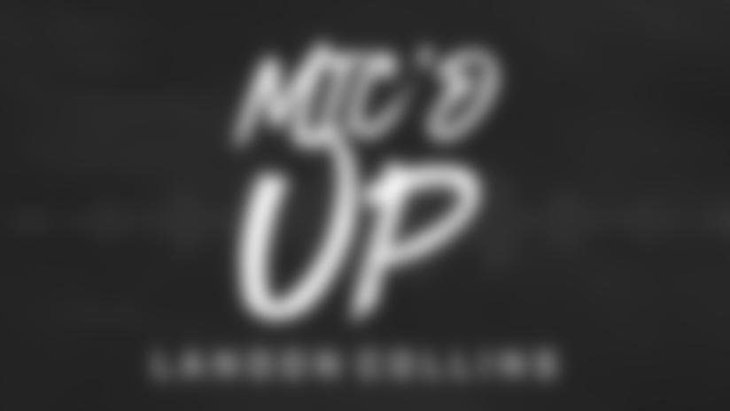 Mic'd Up: Landon Collins