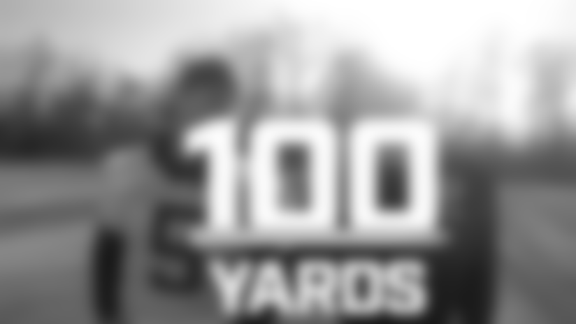 100 Yards: Tress Way