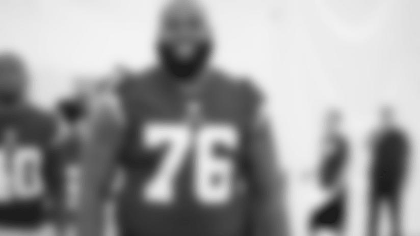 Behind The Scenes: 2017 Redskins Team Photo