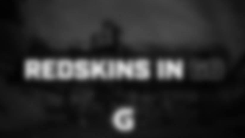 Redskins In 60: Trey Quinn On Gaining Attention
