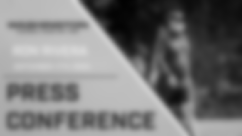 Press Conference: Head Coach Ron Rivera | September 17th, 2020