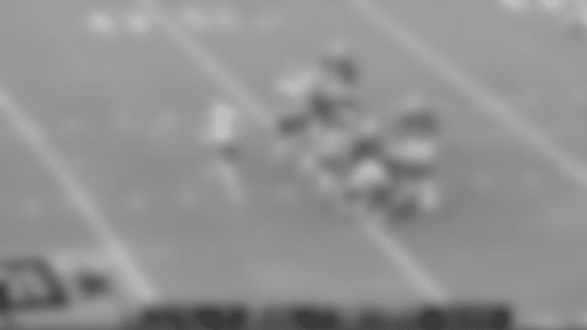 All Sacks From Dallas Cowboys Vs. Washington Redskins