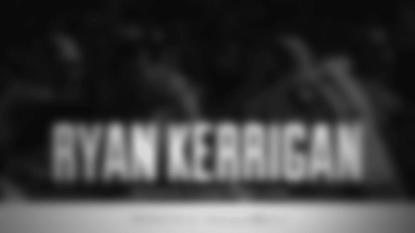 2016 Defensive Player Of The Year Award: Ryan Kerrigan