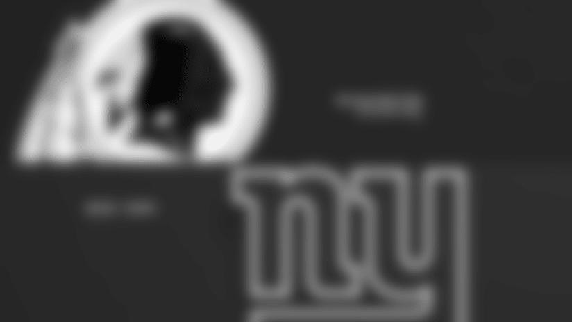 Redskins Vs. Giants Highlights | Week 8