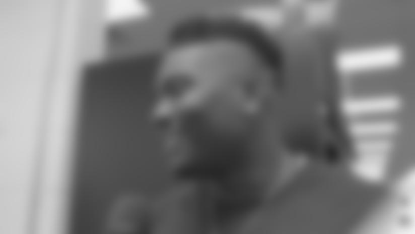 "Dwayne Haskins Jr.: ""I'm Excited For My Potential"""