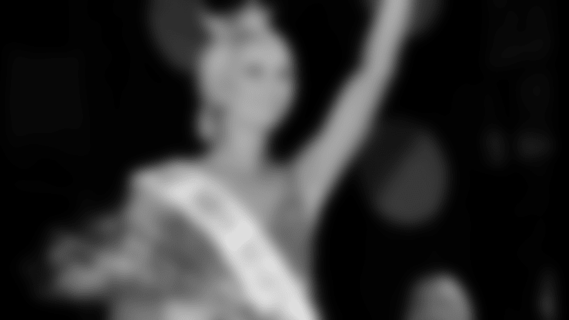 Every year millions tune into watch Miss America! First Lady Jade on Miss America and exchanging her crown for pom-poms.