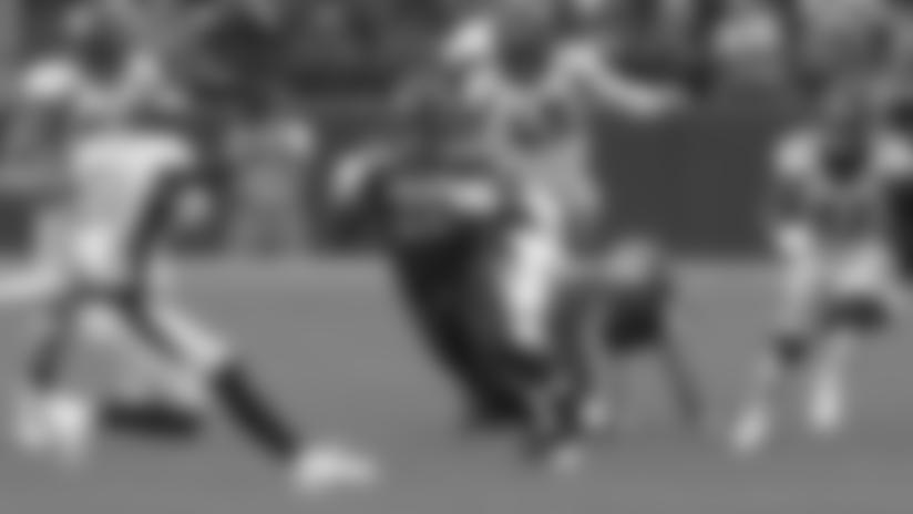 2019 Preseason Week 1: Rashaad Penny Shows Off His Speed On 27-Yard Gain